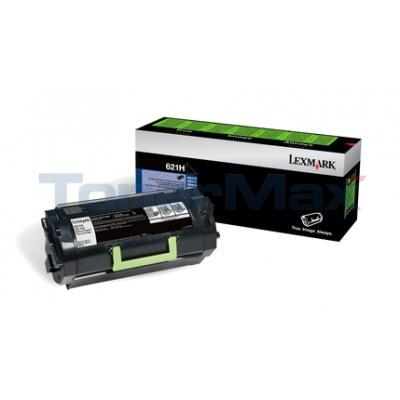 LEXMARK MX810 MX811 MX812 TONER CTG RP 25K